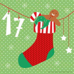 illustration, christmas, socks, winter, sweets
