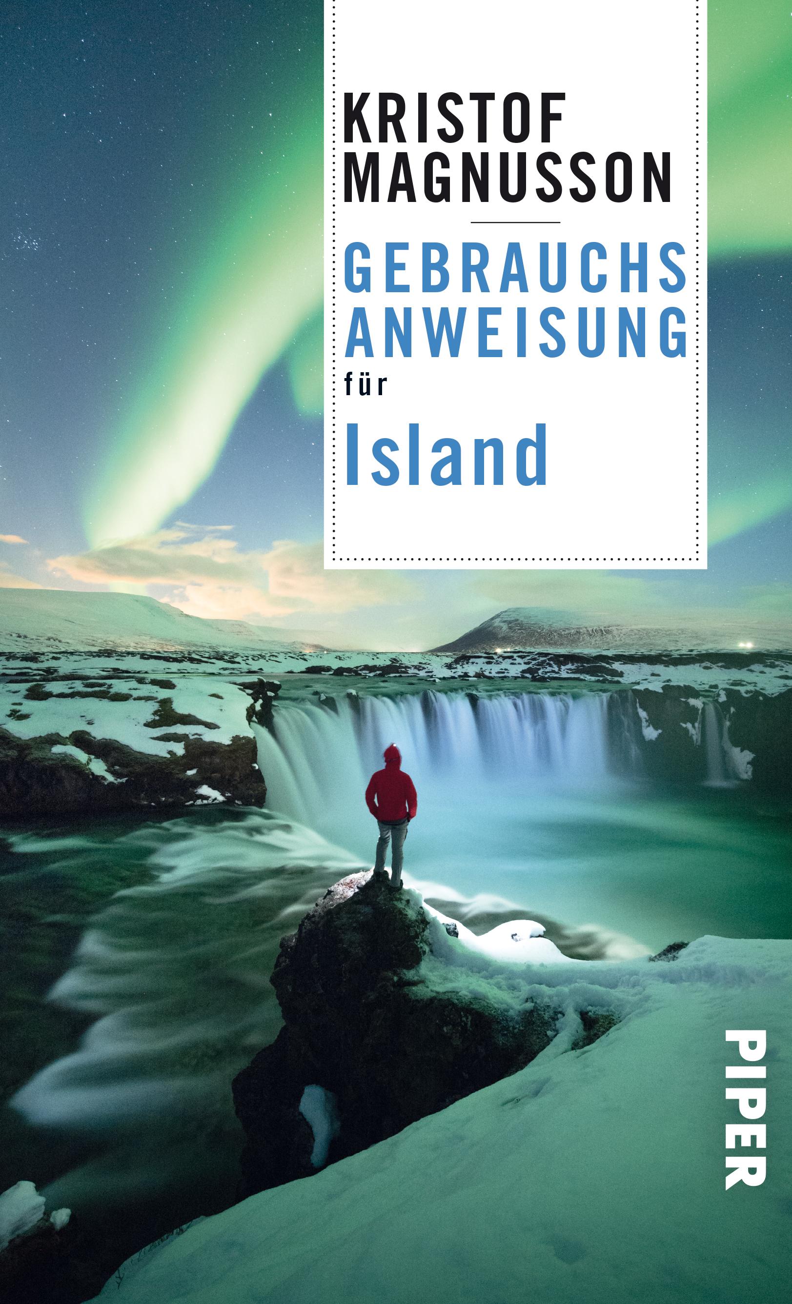 Island Gebrauchsanweisung cover