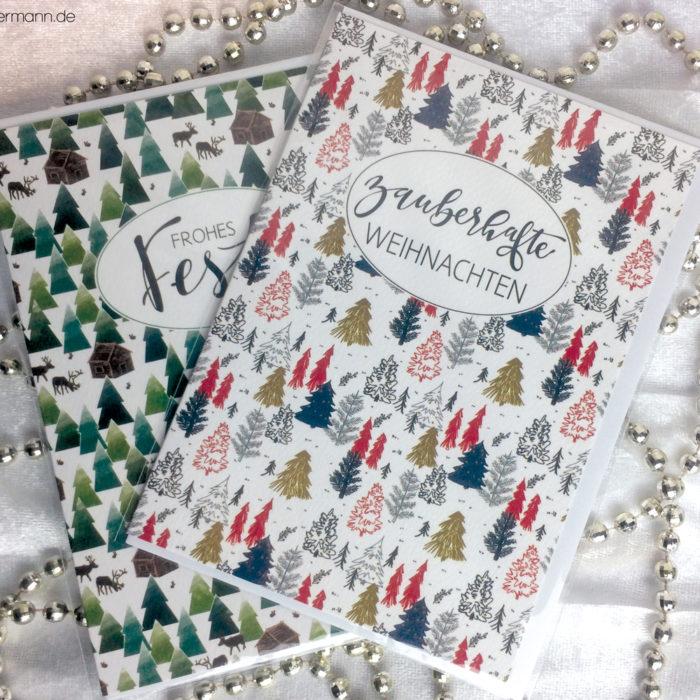 Greeting cards – Grußkarten – Weihnachten