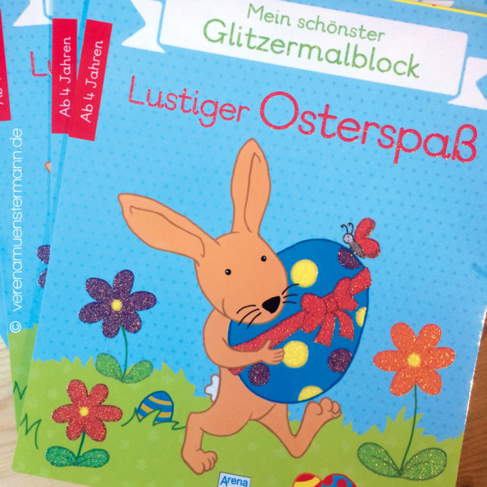 Ostermalbuch – coloring book