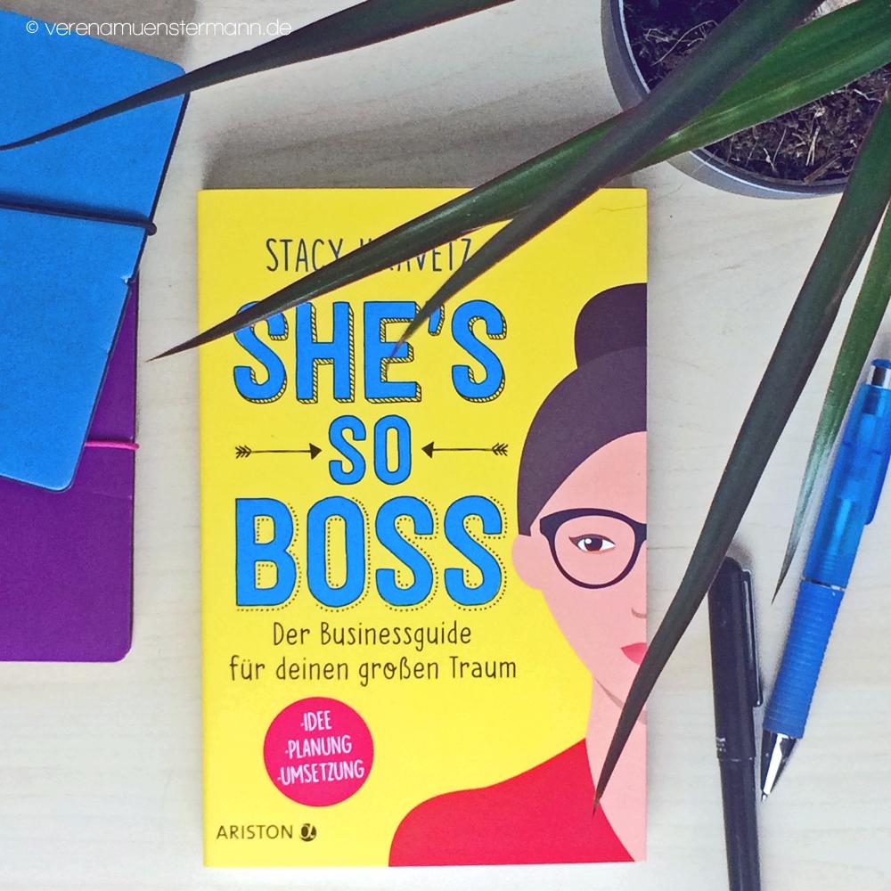 she`s so boss - Stacy Kravetz