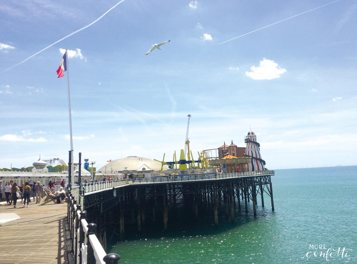 Brighton - engliches Seebad - für jeden etwas dabei - moreconfett.de