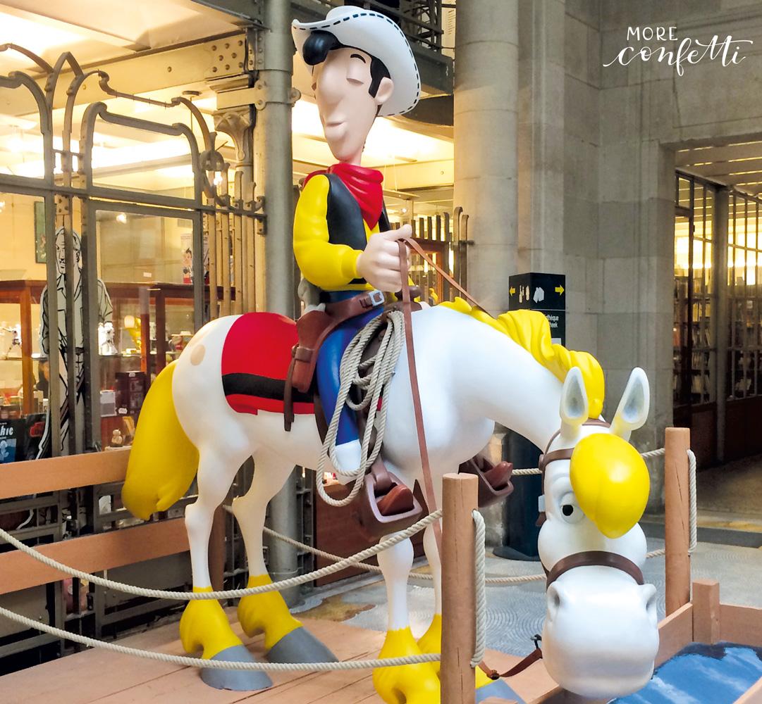 Brüssel – kleine Comictour und mehr (auch für Kinder)