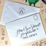 Stempel und Lettering - Hochzeit - moreconfetti.de