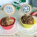 Stempel und Lettering - Cupcake - moreconfetti.de