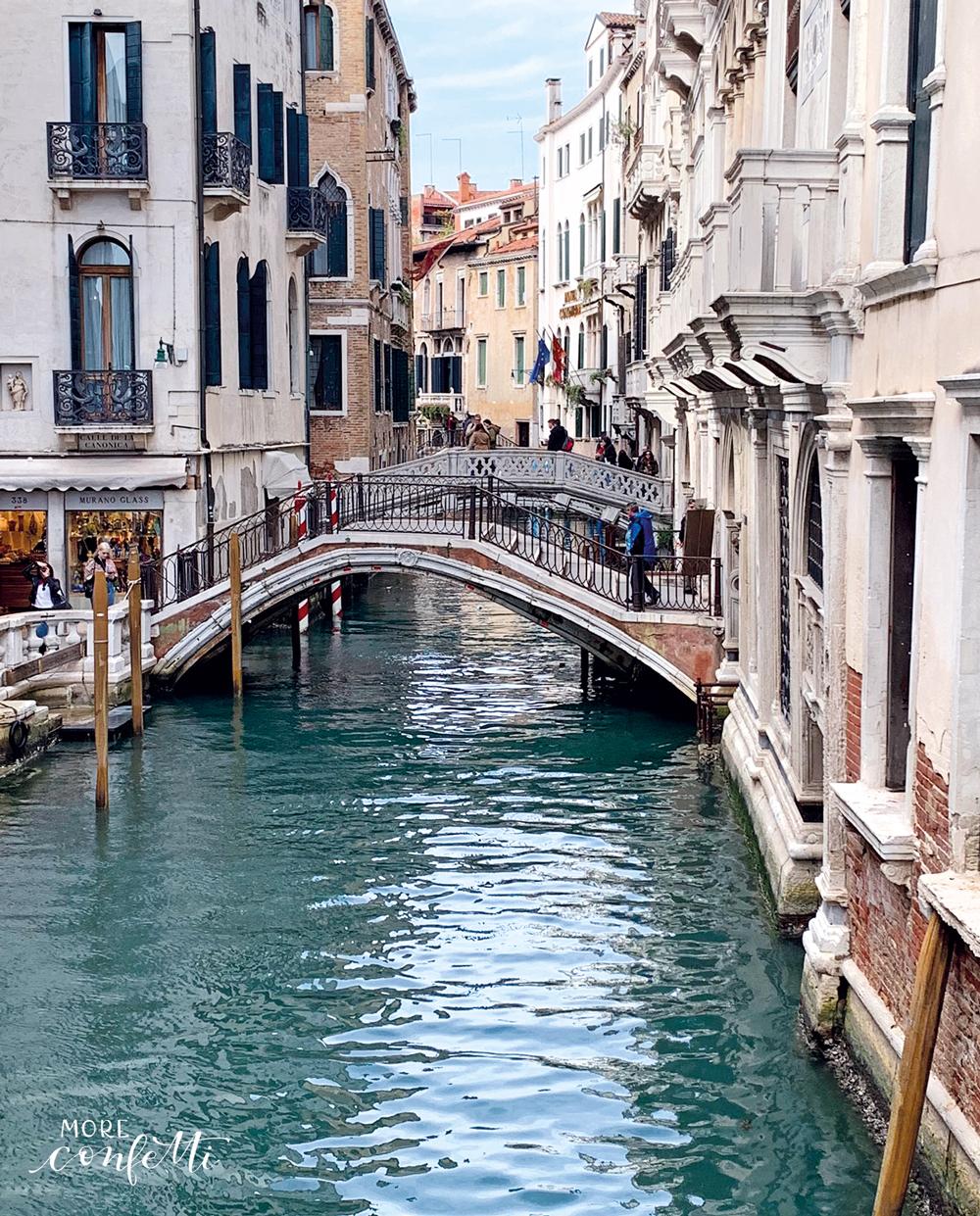 Venedig für Anfänger - moreconfetti