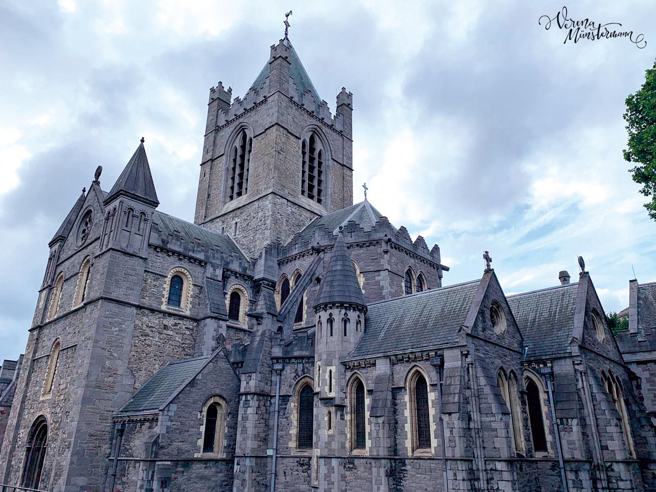 Dublin - Städtetrip - Christ Church Cathedral- verenamuenstermann.de