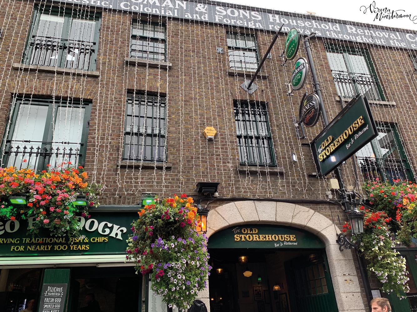 Dublin - Städtetrip - Guinness Storehouse- verenamuenstermann.de