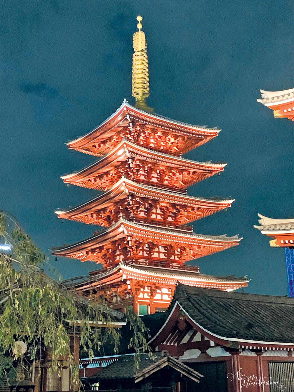asakusa - nach-Japan-reisen - tokio - verenamuenstermann
