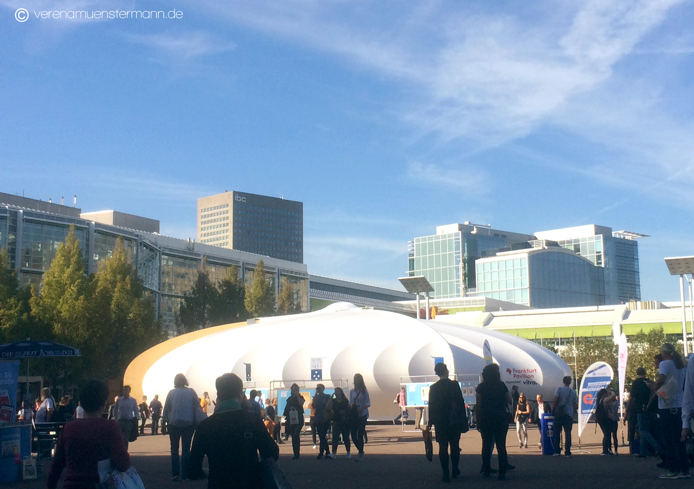 Buchmessebericht Frankfurt 2018