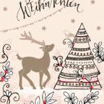 weihnachtskarte Verena Münstermann