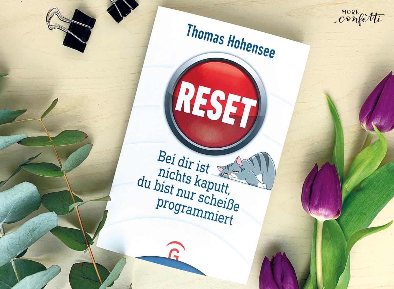 Rezension – Reset – Thomas Hohensee